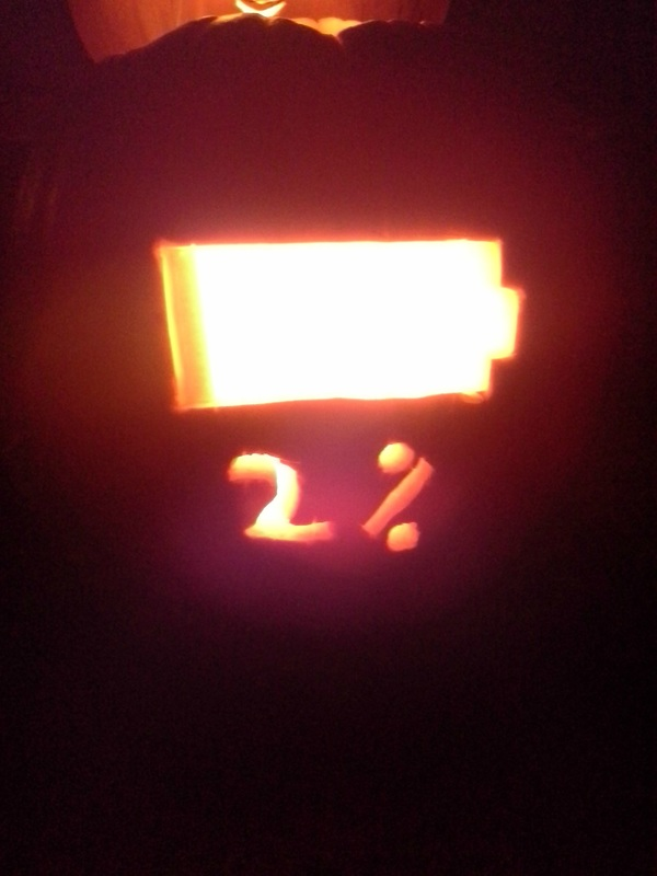Hi-Tech Pumpkin Carving